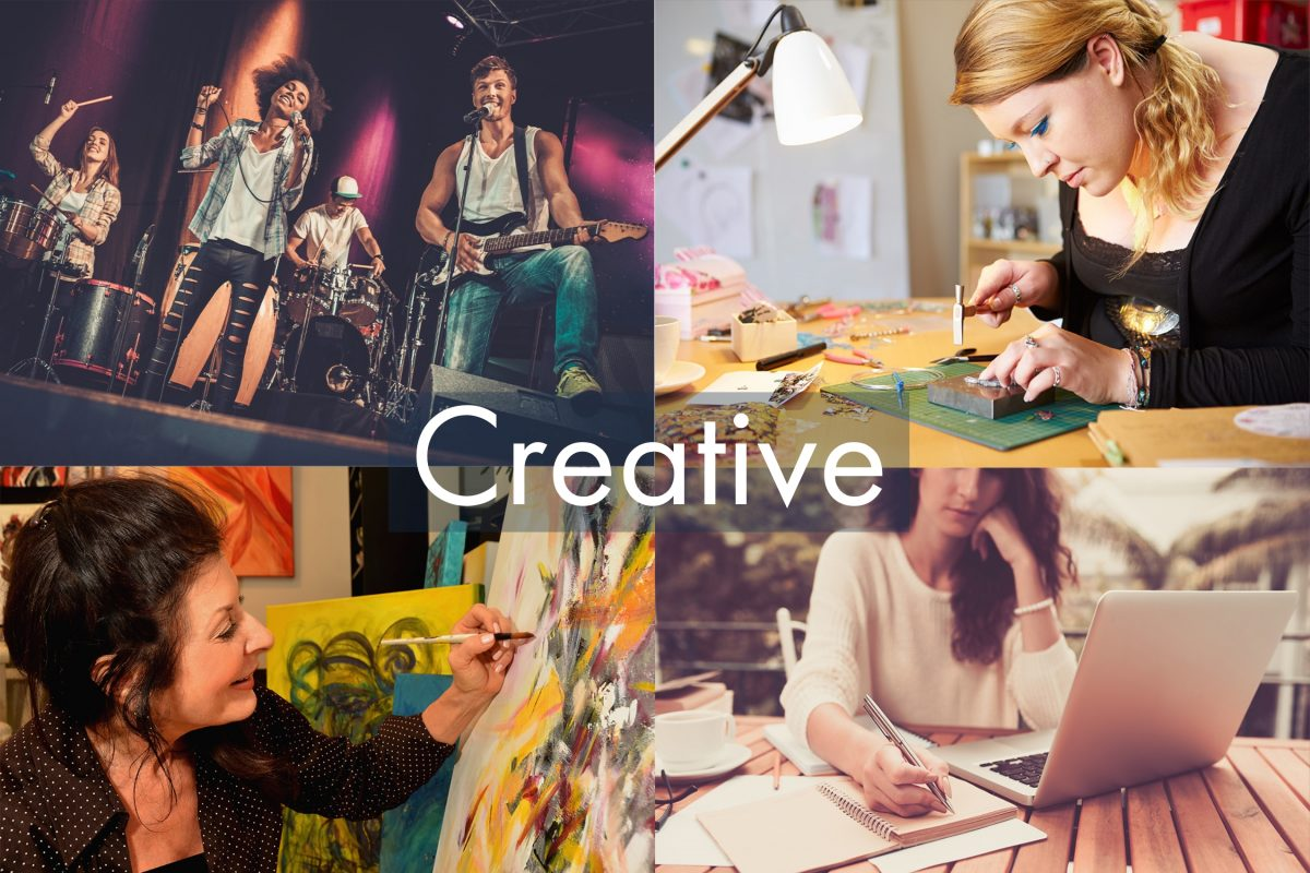 Creative – Who we serve